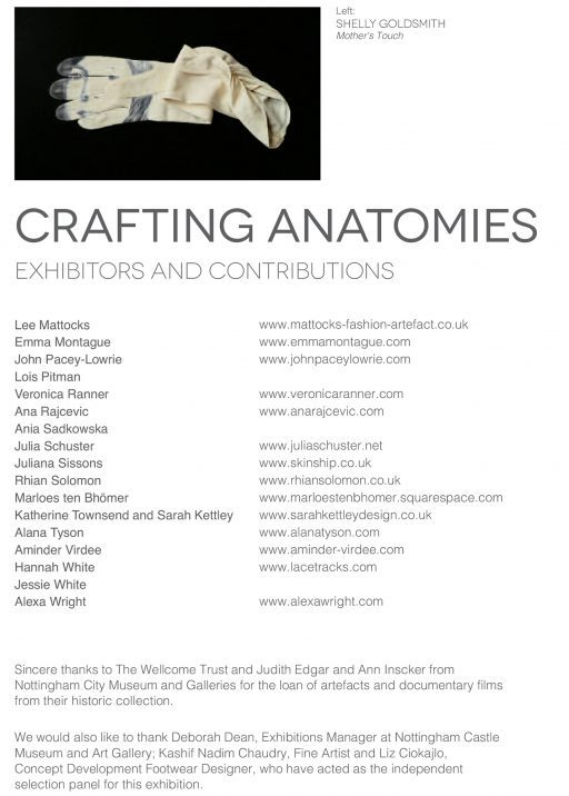 Crafting Anatomies
