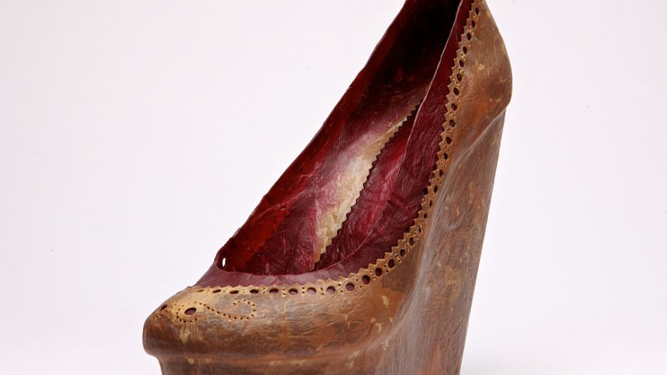 BioCouture 'Grown Shoe'